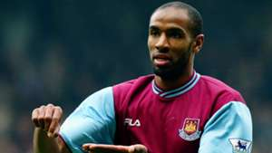 Frederic Kanoute of West Ham
