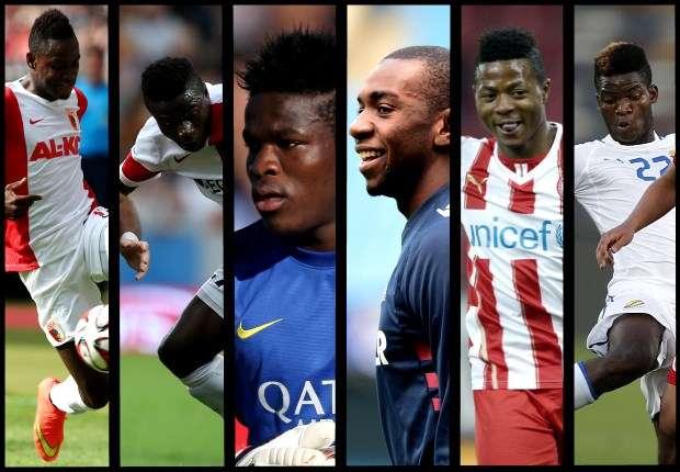 African Breakout Stars 2015