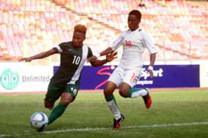 Nigeria Women vs Senegal Women (Super Falcons) 12042016