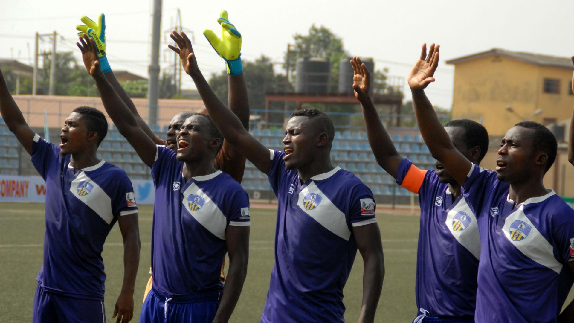 MFM FC players