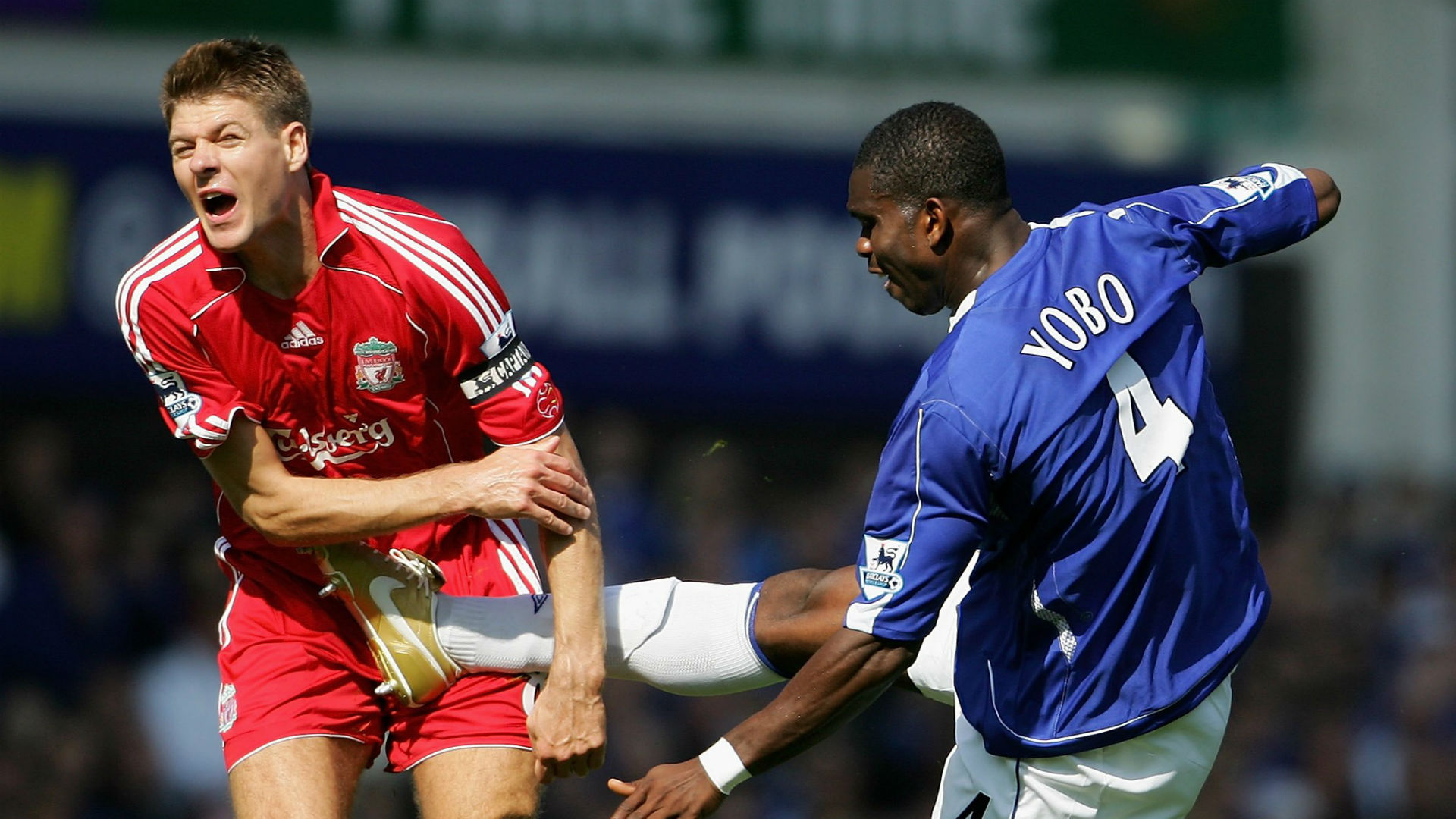 Former Everton star Yobo names Keane ahead of Drogba and Henry as his toughest opponent