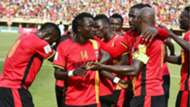Uganda football team