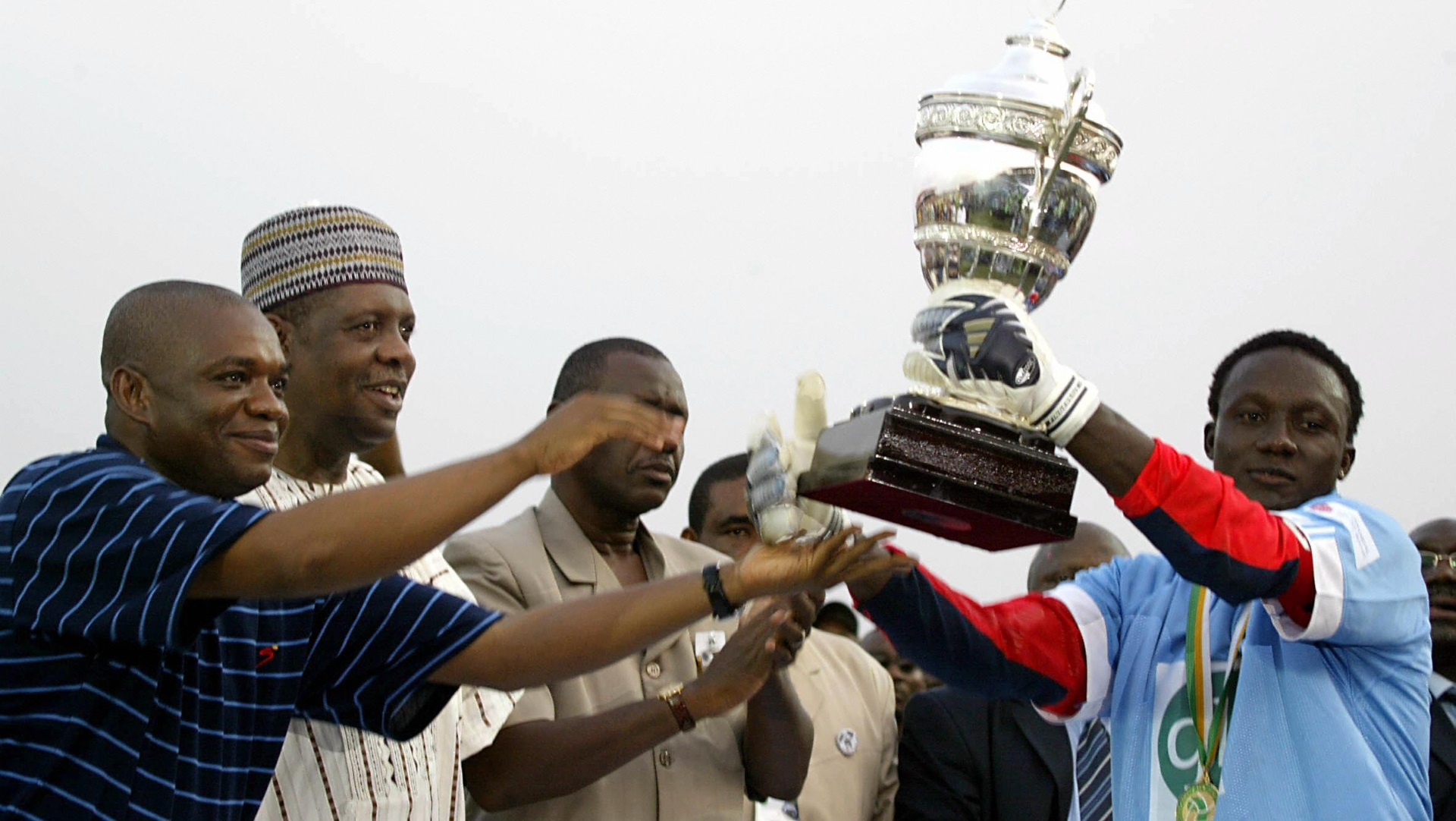 Africa's greatest club sides of all-time: Enyimba 2003-04 | Goal.com