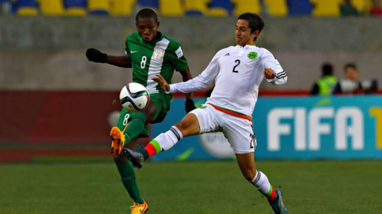 Nigeria U17 v Mexico U17