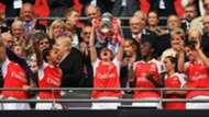 Arsenal Ladies lift FA Cup