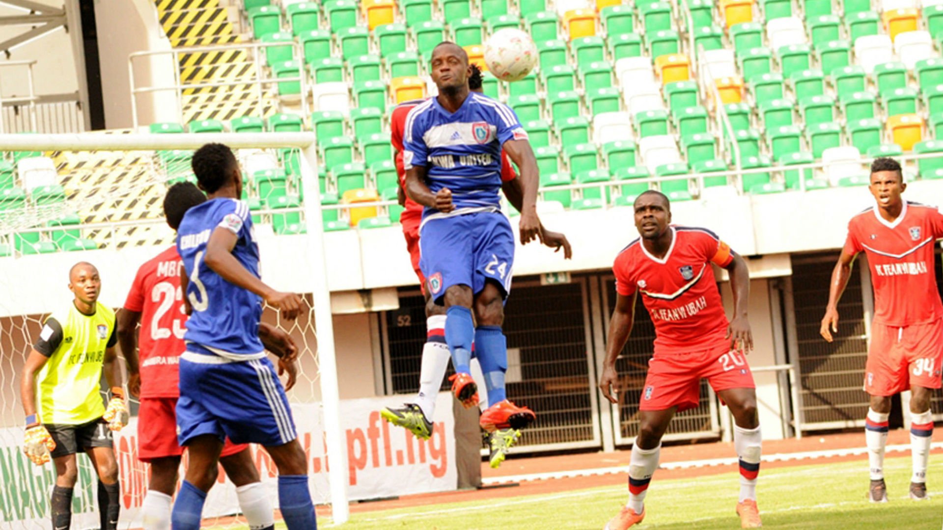 Bh Galleries Gallery Npfl Matchday