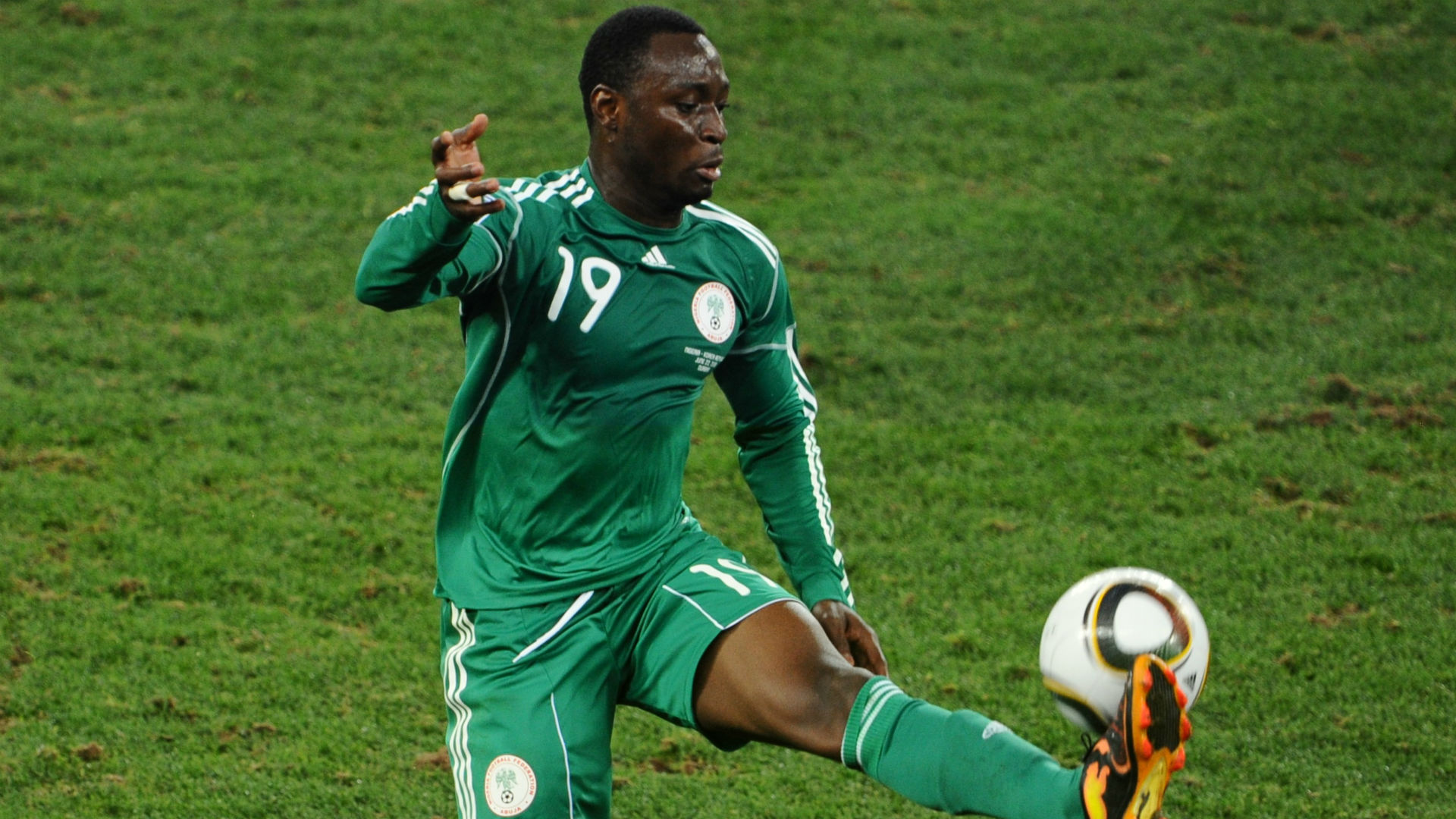 Amokachi and Houdonou react to Obasi's bribery allegation before 2014 World Cup