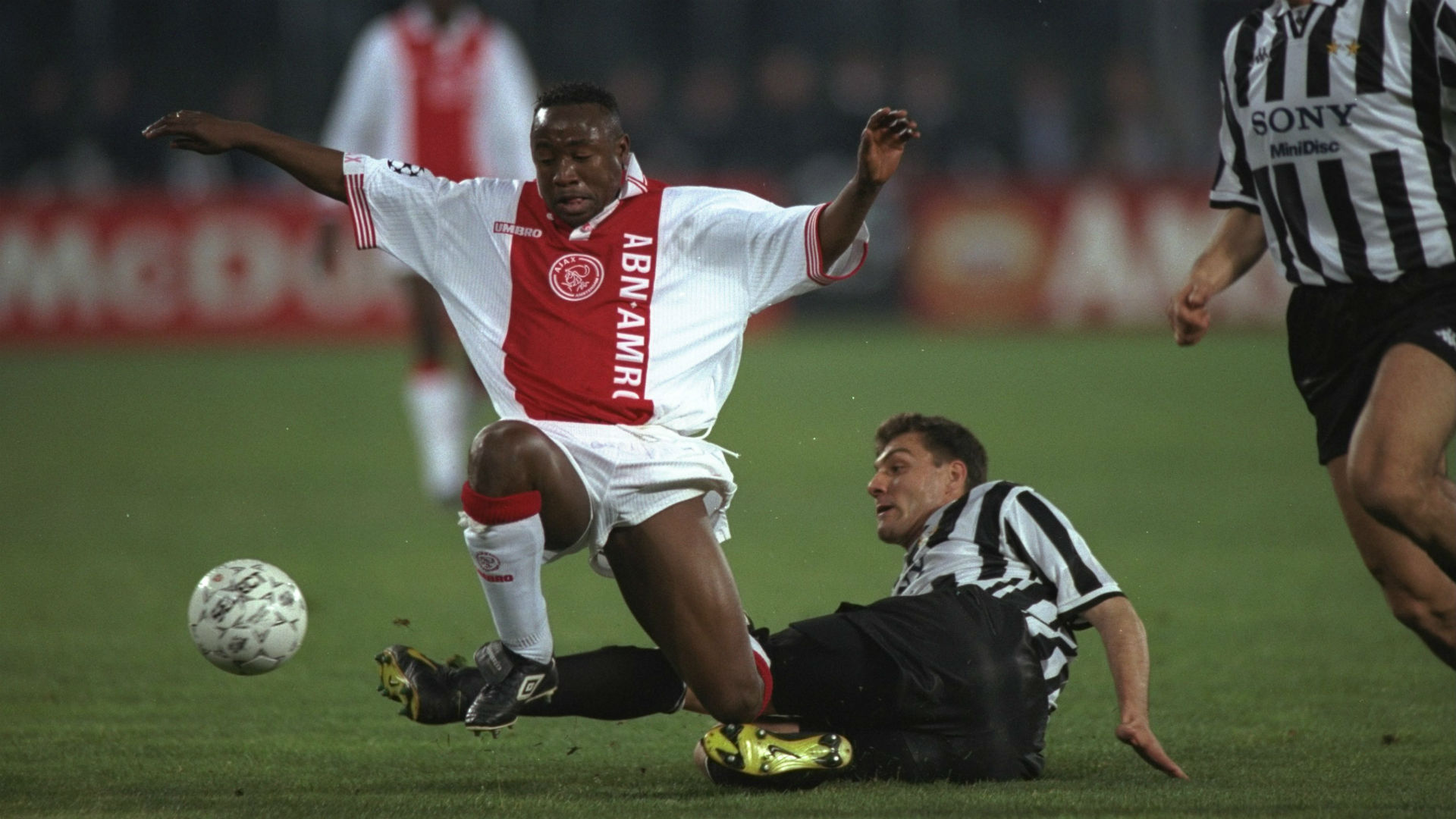 Babangida: Tough Louis van Gaal is my best coach - Ex-Nigeria winger on Ajax legend