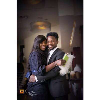 Ogenyi Onazi wedding