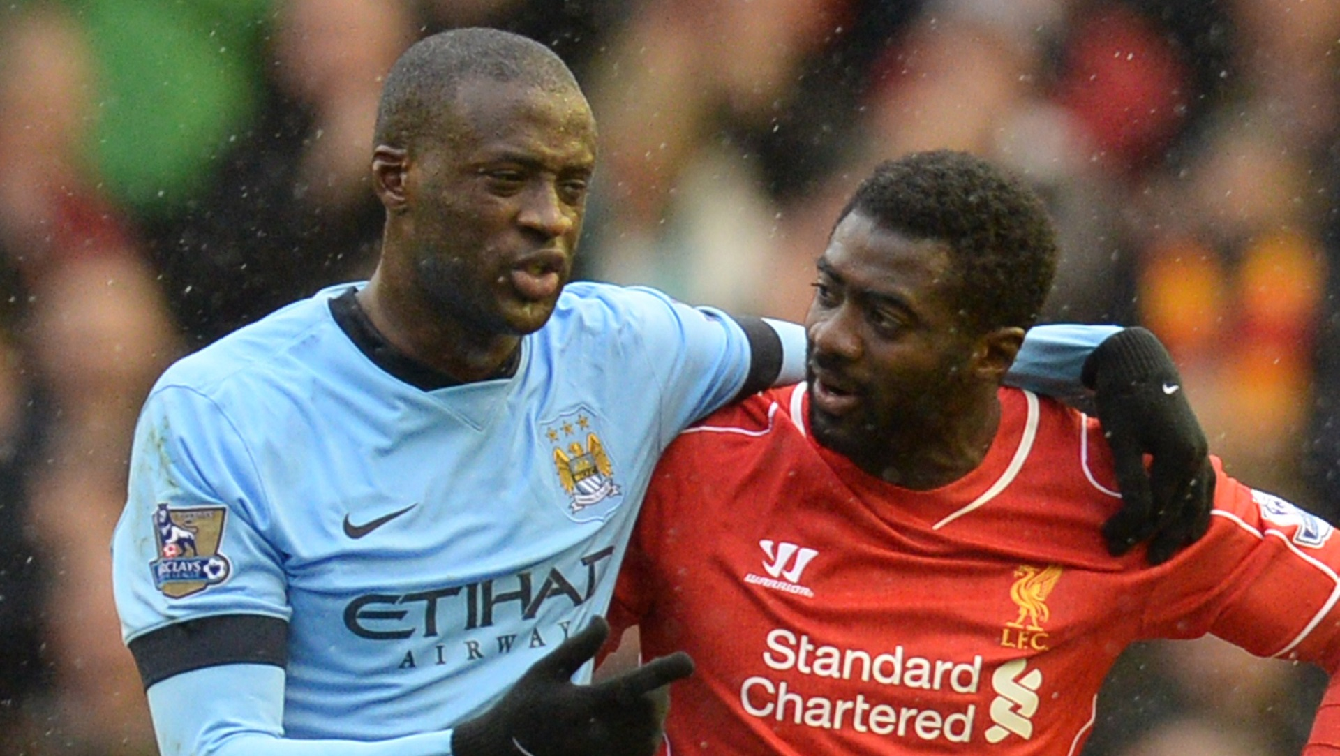 Kolo Toure: Ranking ex-Arsenal star's top five African teammates