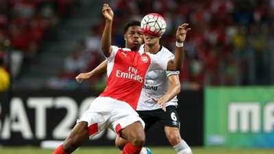 Chuba Akpom - Arsenal 15072015