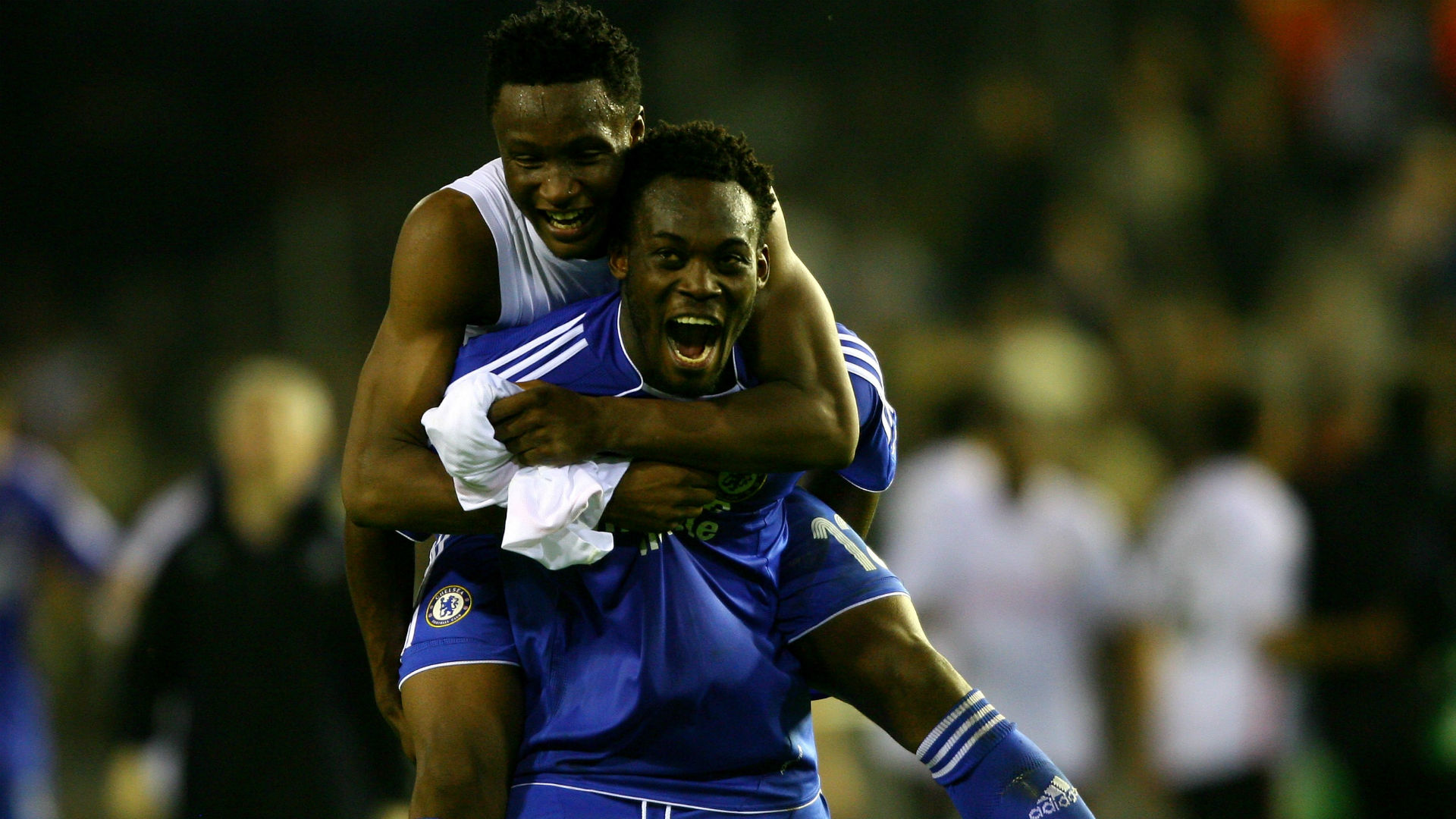 'He was the guy who really helped me at Chelsea' – Mikel singles out Essien for praise