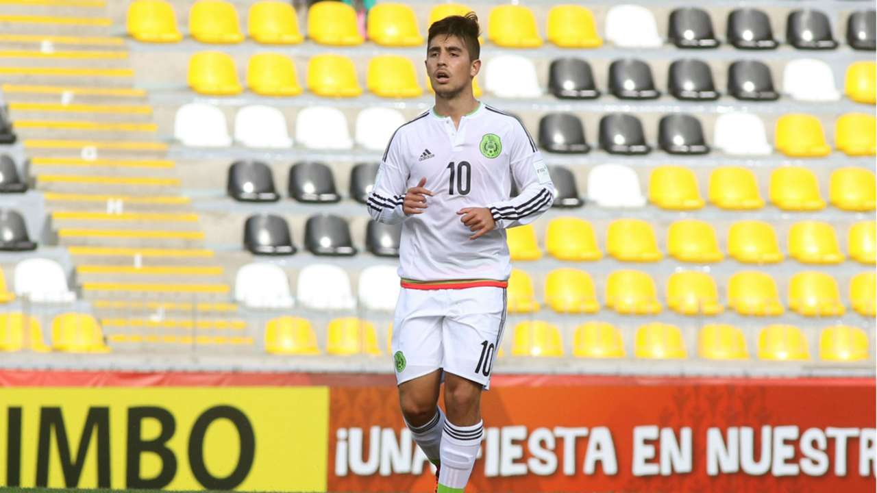 Claudio Zamudio - Mexico U17