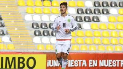 Claudio Zamudio - Mexico U17