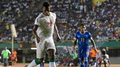 Keita Balde of Senegal