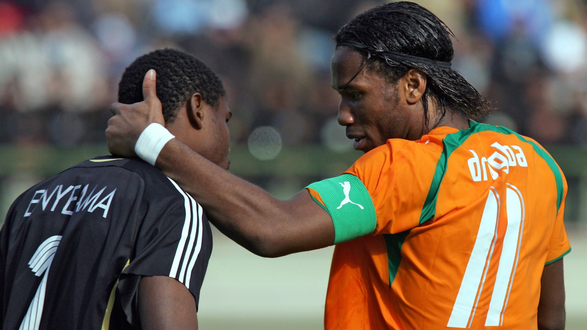 Enyeama relives amazing Africa Cup of Nations outing against Cote d'Ivoire