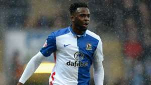 Hope Akpan of Blackburn Rovers
