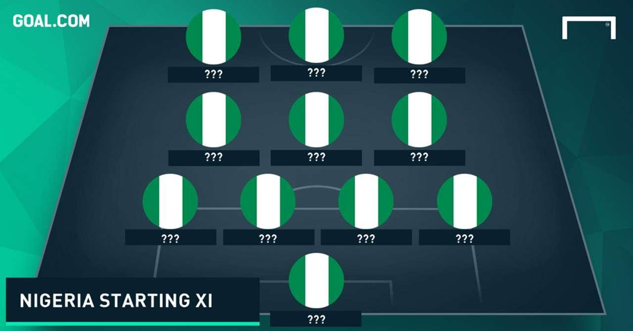 Nigeria mystery XI