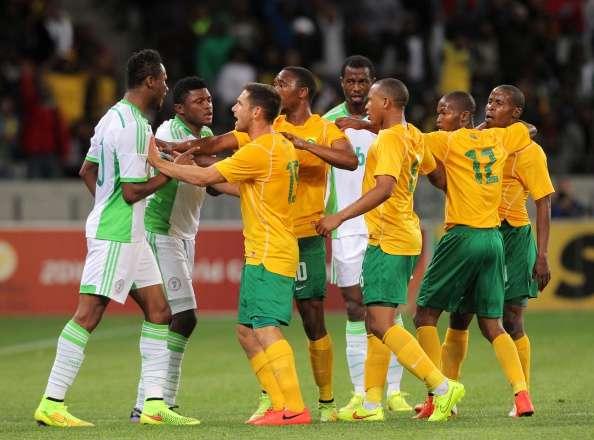 South Africa vs Nigeria 10092014