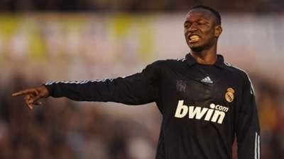 Mahamadou Diarra of Real Madrid