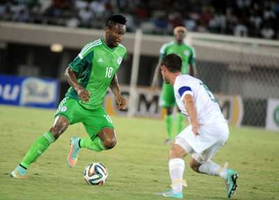 John Obi Mikel - Dean Furman - Nigeria vs South Africa 1911204
