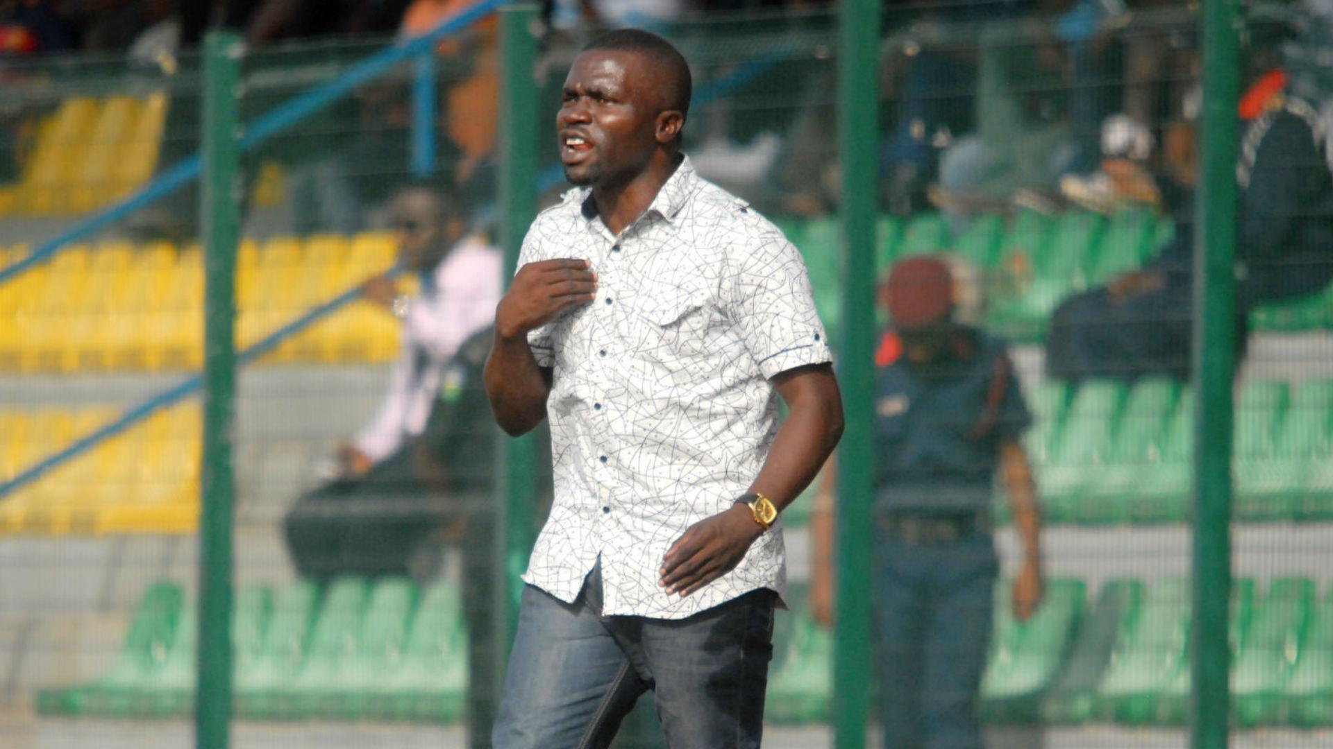Fidelis Ilechukwu - MFM FC coach