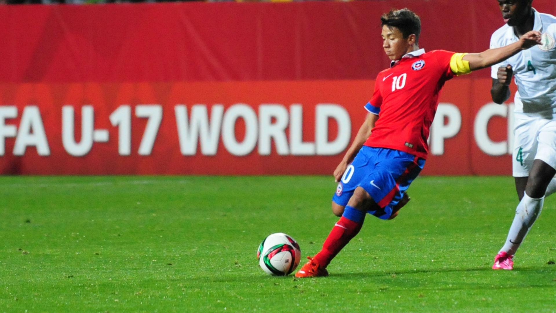 Marcelo Allende - Chile U17