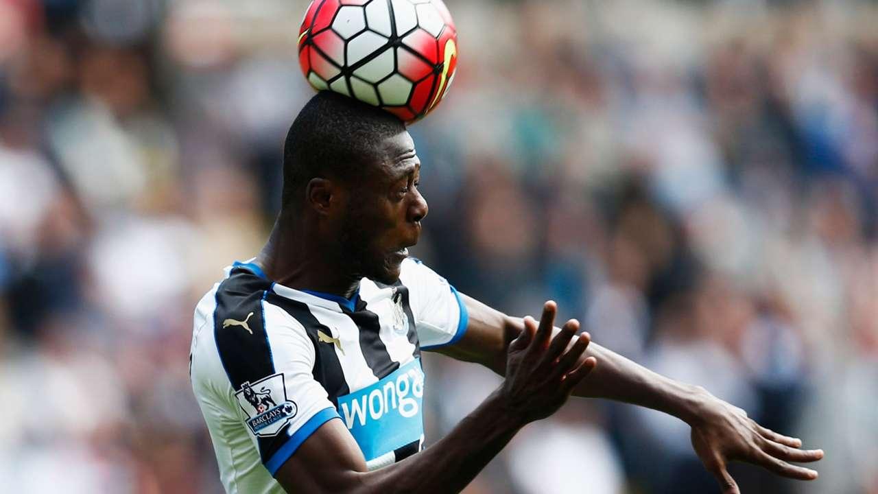 Chancel Mbemba of Newcastle United