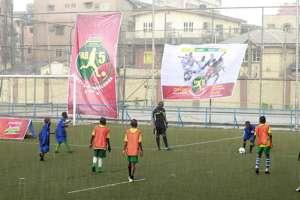 Fab-5 Football Challenge