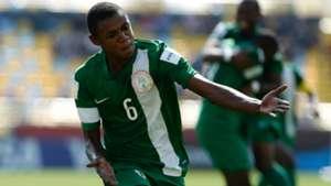Brazil U17 vs Nigeria U17 - 01112015
