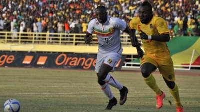 Moussa Marega of Mali & Salomon Junior of Benin