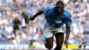 Marc-Vivien Foe of Manchester City