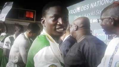 Oghenekaro Etebo - Nigeria U23
