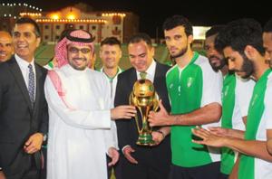 الخطوط الجوية القطرية تهنئ أسرة النادي الأهلي السعودي بالفوز بكأس ولي العهد