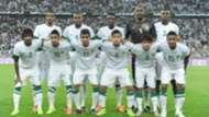 صور من مباراة السعودية و الأوروجواي  الودية