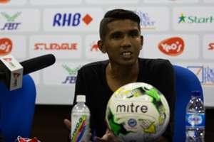 Noor Ali Geylang International FC 2016 S.League