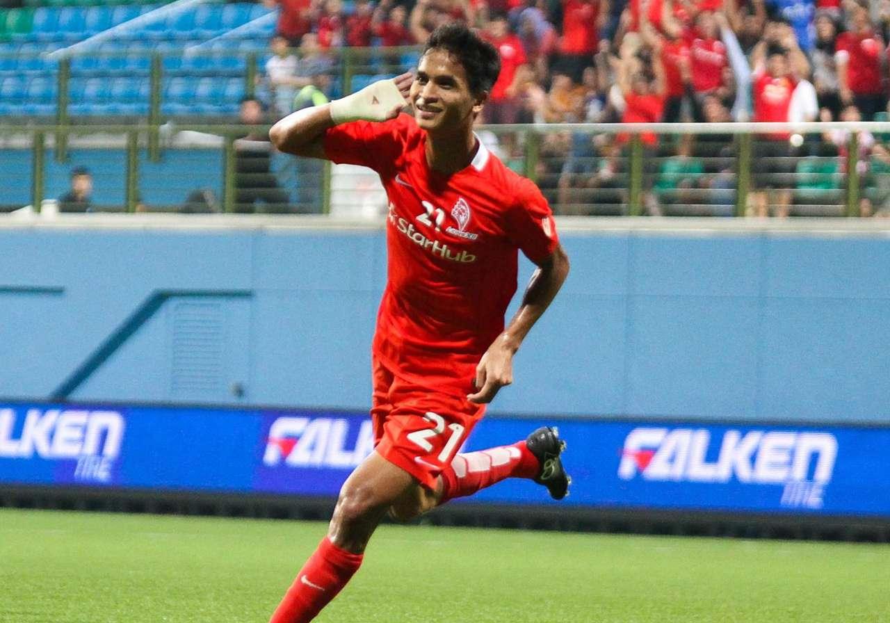 LionsXII vs Terengganu