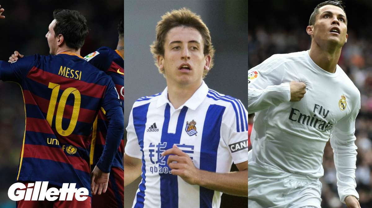 Gillette Best XI - La Liga Week 24
