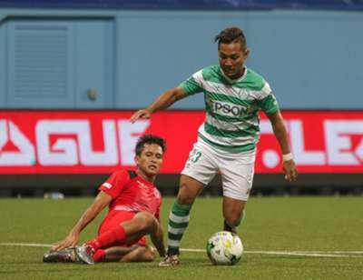 Geylang International vs Home United 2016 S.League