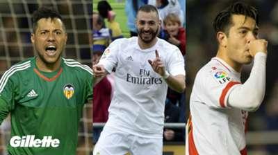 La Liga best XI week 33 - gillette