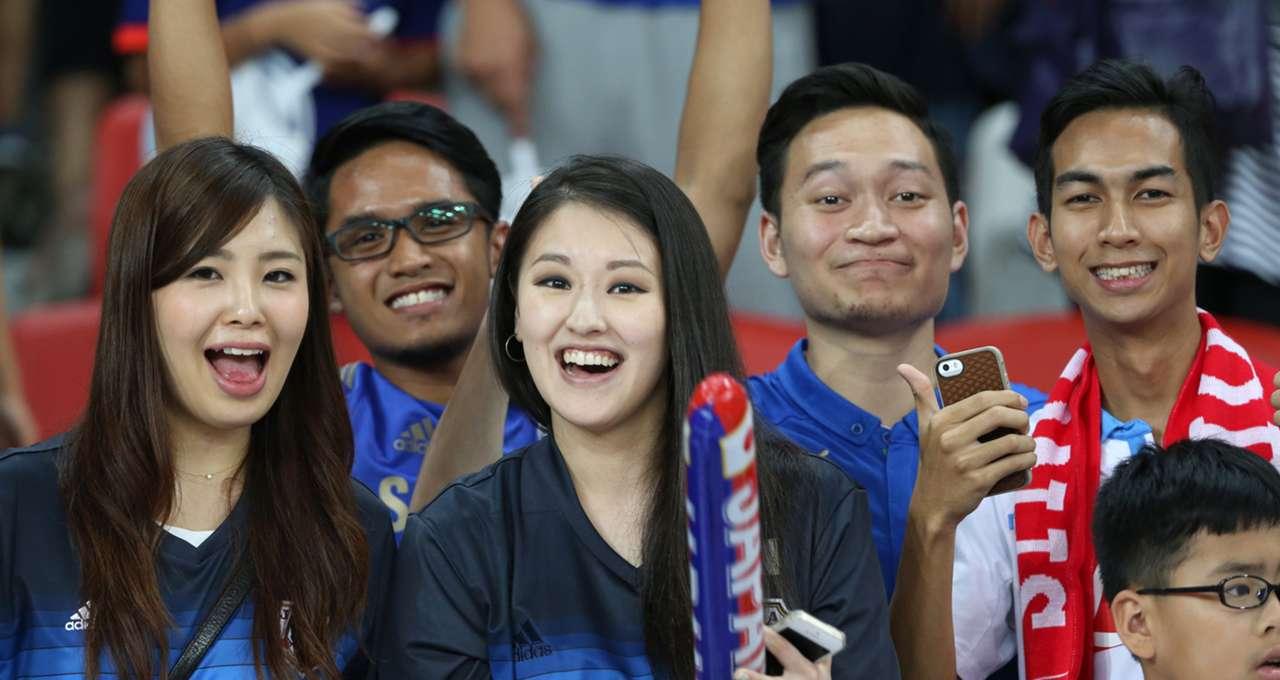 2018 World Cup Qualifier: Singpore vs Japan