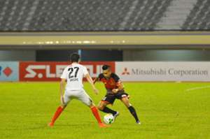 Brunei DPMM vs Home United 2016 S.League