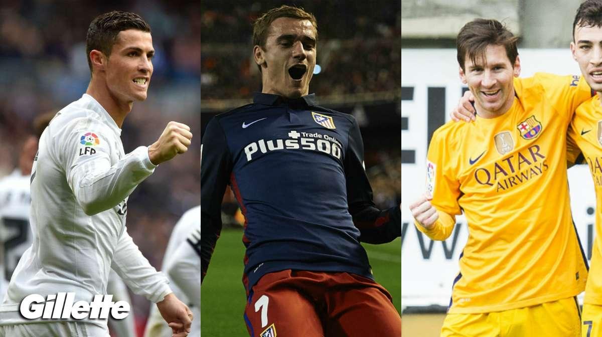 Gillette Best XI - La Liga Week 28