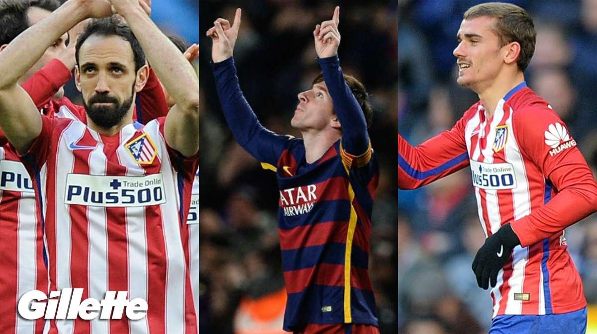Gillette Best XI - La Liga Week 26