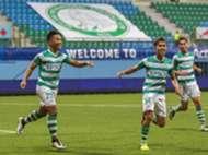 Geylang International vs Warriors FC 2016 Singapore Cup