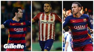 Gillette La Liga Best XI - Week 13