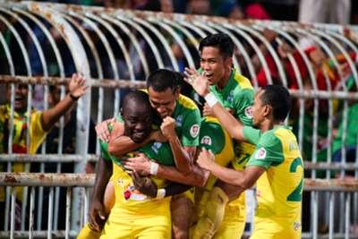 Kedah vs LionsXII