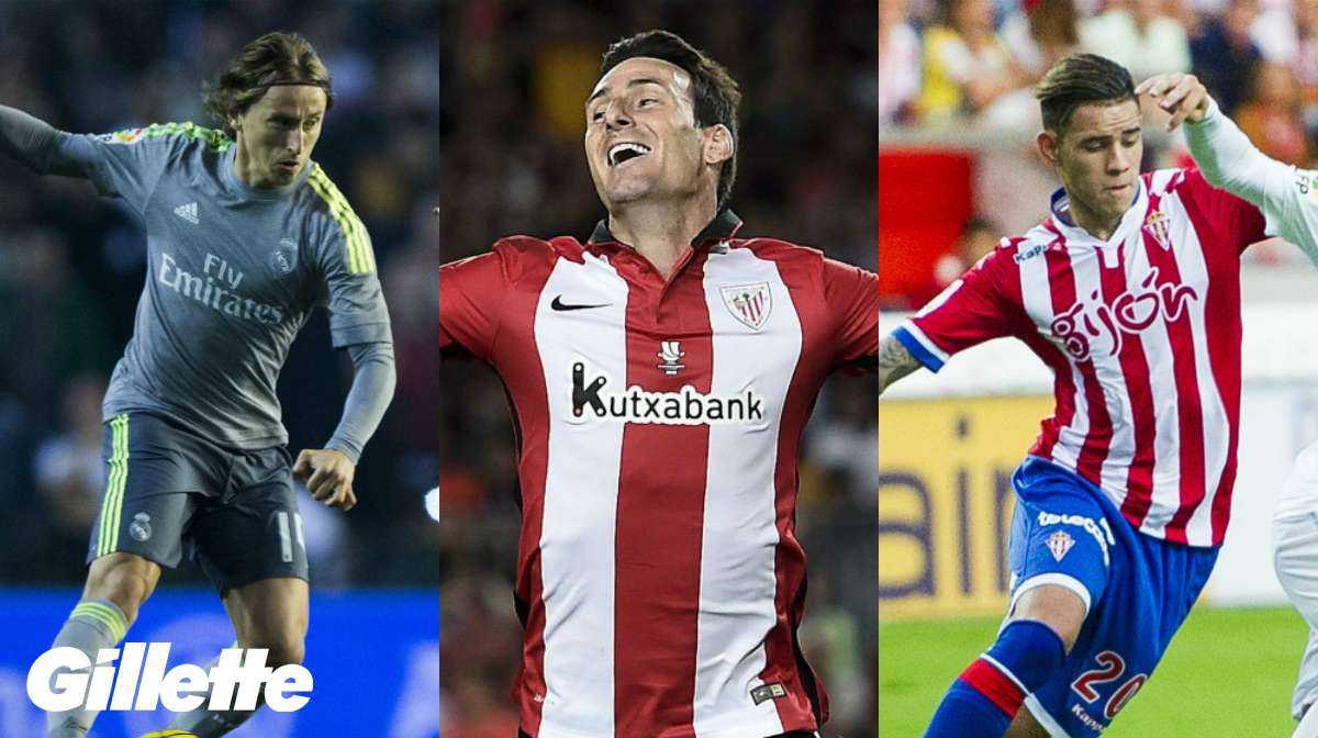 Gillette Best XI - La Liga Week 21