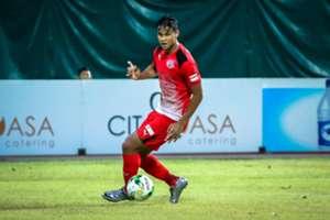 Irfan Fandi Home United FC 2016 S.League