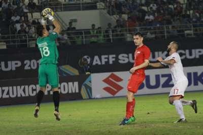 Philippines vs Singapore 2016 AFF Suzuki Cup